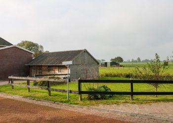 24 Van Osingaweg 10 Schettens schuur grasland