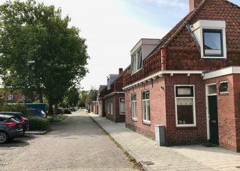 4 Pater Brugmanstraat 41 Bolsward straatbeeld