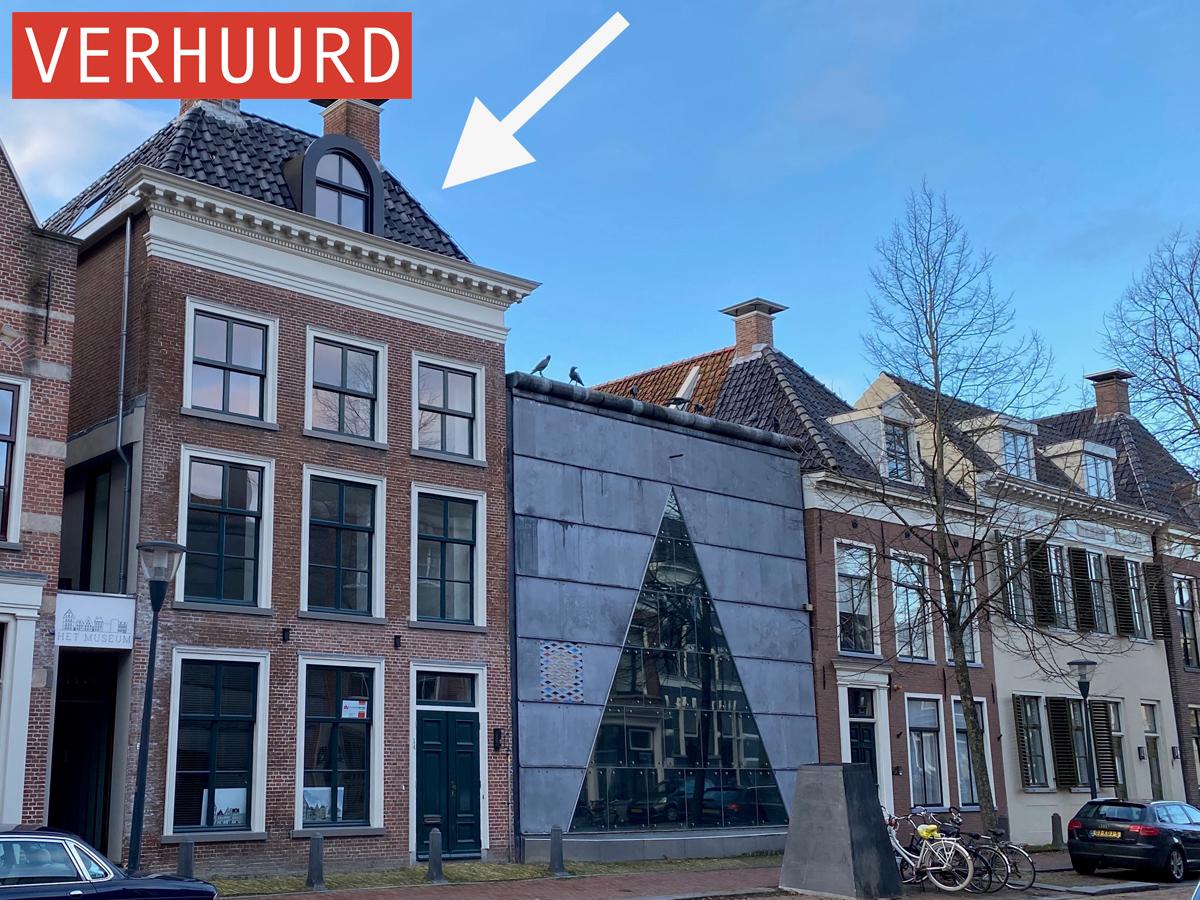 huis 31 huurappartement Leeuwarden Turfmarkt 28